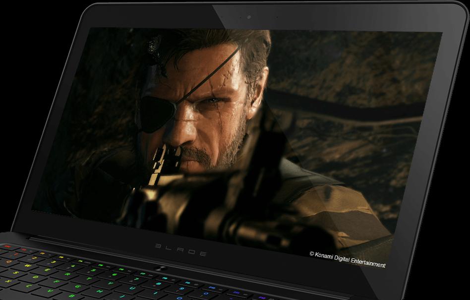 Nvidia GeForce GTX 970M in Razer Blade